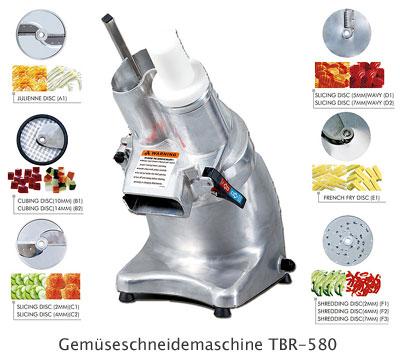Food Processor TBR-580