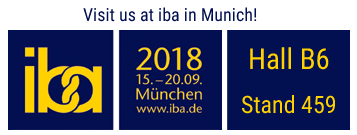Visit THUNDERBIRD at iba Trade Fair in Munich, Hall B6, Stand 459