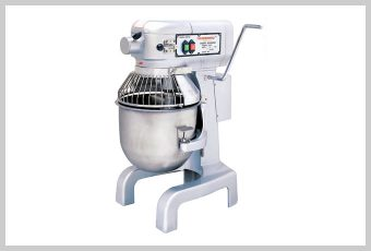 Planetary Mixers 10 – 120 liters